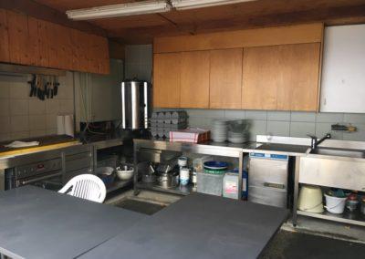 Küche aussen
